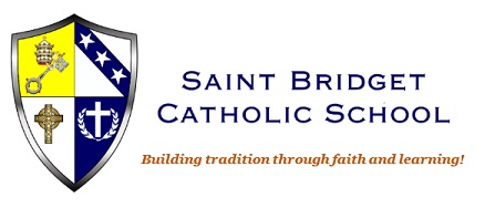 Saint Bridget Catholic School Logo