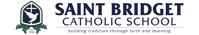 Saint Bridget Catholic School Logo